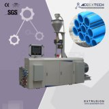 Matrial HDPE 관 물 공급 Exrusion 재생된 선 HDPE 관 생산 기계