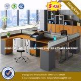 우아한 디자인 파티클 보드 움직일 수 있는 사무실 워크 스테이션 (HX-8N2282)