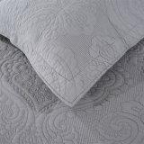 Яркий цветной машинная стирка стеганая печать подушками стеганых матрасов из микроволокна
