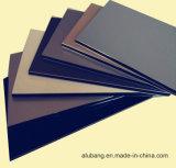 Comitato di parete decorativo di alluminio dei materiali compositi della costruzione