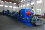 Машина изготовления цилиндра водопода горячая закручивая