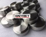 Zirkonium-Spritzenziel der Qualitäts und des hohen Reinheitsgrades für Beschichtung