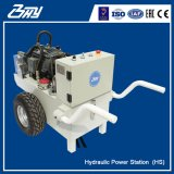 이동할 수 있는 Efficient Hydraulic Power Station 또는 Power Unit - HS10
