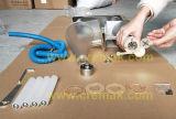Gel de turbulence d'angle de la machine avec 2 cônes