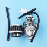 Carburador 49cc 50cc para el mini ciclomotor real 97cc 100cc del interruptor del rapaz Dd50e Pagsta