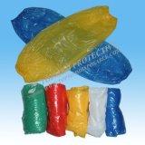 Nichtgewebter Wegwerfhülsen-Deckel, PET Plastikhülsen-Deckel wasserdicht