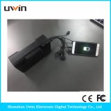 Sistema di illuminazione domestico solare di vendita calda con il cavo del USB 10 in-1 & la torcia elettrica & le lampadine del LED