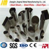 Niedriger Preis-spezielles Kapitel-ovalgeschnittenes Stahlgefäß