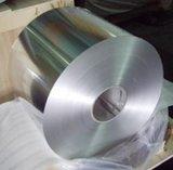 Heißsiegeln der Aluminiumfolie, die auch angerufenes Tin Paper verpackt