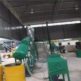 ディーゼル燃料への不用なオイルの再生のプラント