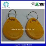 Chave FOB da proximidade de Em4100 RFID para o sistema do controle de acesso