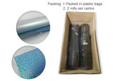 Hologramme Vinyle de transfert de chaleur de l'impression de rouleaux pour T Shirt le commerce de gros