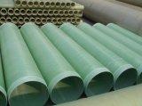 Cilindro a fibra rinforzata del tubo del tubo di vetro di fibra della plastica FRP per la soluzione o l'acqua chimica