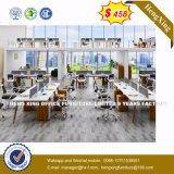 Vendre à chaud en bois brun foncé Directeur Bureau exécutif Table (HX-8NR0132)