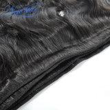 安い価格インドボディ波の人間の毛髪の束と一等級