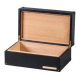 Hölzerne Zigarrenschachtel, Luftfeuchtigkeitsregler-Geschenk-Kasten, Zigarre-verpackenkasten, Zigarrenschachtel