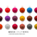 Rote Eiseneisen-Pigmente des Oxid-Fe2o3