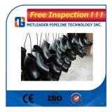 Instalación de tuberías de acero de carbón con ASME B16.9