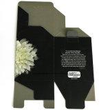황금 포일 초 종이상자 포장을%s 포장하는 호화스러운 선물 상자