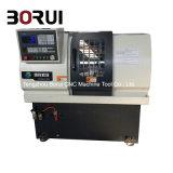 Ck6130 малых высокоточный токарный станок с ЧПУ с плоской платформой