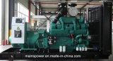 generatore di potere standby di valutazione del generatore diesel di 1000kVA Cummins