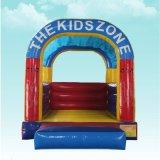 子供の膨脹可能な弾力がある城のためのカスタマイズ可能な屋内膨脹可能な跳躍の城