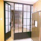 Селитебная декоративная стальная стародедовская конструкция дверей