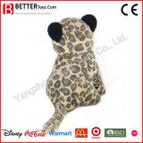 cadeau de promotion animal en peluche un jouet en peluche Soft Leopard