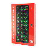 sistema convenzionale del pannello di controllo del segnalatore d'incendio di incendio di zona 12 - 32