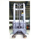 パレット揚げべらの製造者1t 1.5t 1.6-4m電気パレットスタッカー