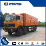 Beiben 알제리아에 있는 Weichai 엔진을%s 가진 30 톤 덤프 트럭 16cbm