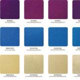 Colorer les plaques 304 d'acier inoxydable de délié