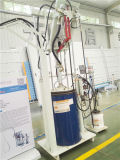 Butyl押出機の絶縁のガラス機械
