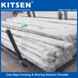 Qualitäts-Rostschutzjustierbarer Baugerüst-Aluminiumaufsatz