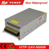 24V 20A 500W LED Schaltungs-Stromversorgung Htp des Transformator-AC/DC