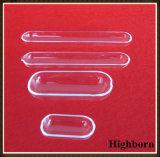 Fixiertes kundenspezifisches Quarz-Glas-Boot löschen