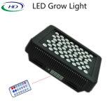 Haut de la quantité de lumière LED grandir avec rhéostat et de minuterie (avec lentille)
