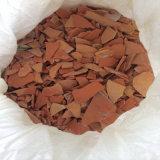 Fabricante de sulfuro de sodio escamas Amarillo Rojo el 60% Mín.