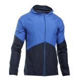 Мужчин в новейших Fashion цветовой комбинации водонепроницаемый слой и куртка