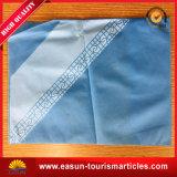 L'abitudine non tessuta a gettare del cotone di colore completo ha stampato il coperchio del cuscino