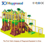 Крытая спортивная площадка занятности малышей, оборудование зоны игры детей