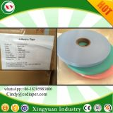 接着剤は生理用ナプキンを作るためのテープを封じ直す