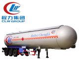 3 assen 59.52cbm 60cbm 60, 000 Liter Aanhangwagen van LPG van de Semi voor Verkoop