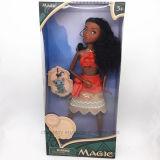 11,5 дюйма Моана виниловая кукла рис.