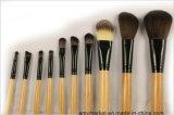 Комплект щетки 15PCS состава цвета Burlywood черный продает косметическую фабрику оптом щеток