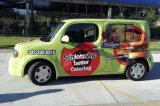 Auto di pubblicità mobile/pubblicità adesiva automatica del bus della pellicola del vinile/Viniles/Vinilo