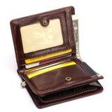 عملة [كرديت كرد] محفظة [منس] جلد محفظة
