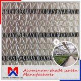 厚さ1mm~1.2mmの温室のための中アルミニウム陰のネット