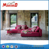 Insieme esterno variopinto del sofà della mobilia del giardino