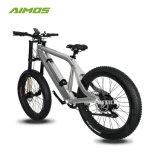 250W Pneu Fat 31 - 60 km de portée par l'Alimentation et tension 48V vélo électrique